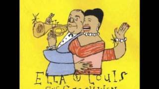 Ella Fitzgerald & Louis Armstrong - Oh, Lady, Be Good!