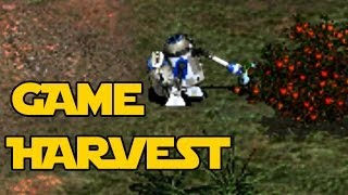 Game Harvest - Episode III : Star Wars : Galactic Battlegrounds & Clone Campaigns