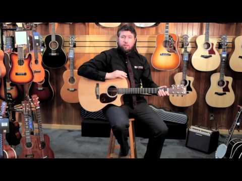 Martin GPCPA4 Performing Artist Acoustic Guitar [Product Demonstration]