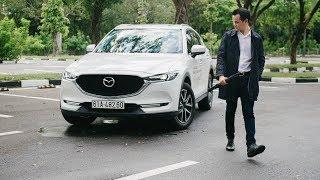 Đánh giá Mazda CX-5 2018 - Một chiếc crossover tinh tế | Xe.tinhte.vn
