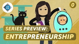 Crash Course Business: Entrepreneurship Preview