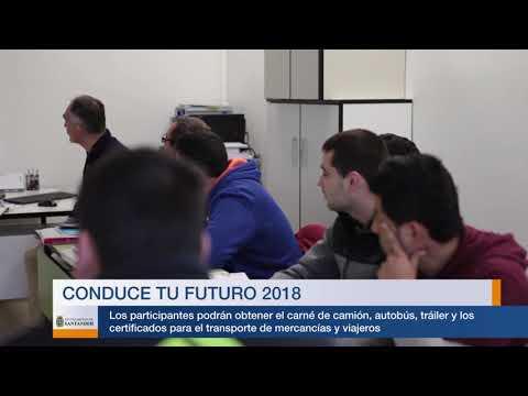 Conduce tu futuro 2018
