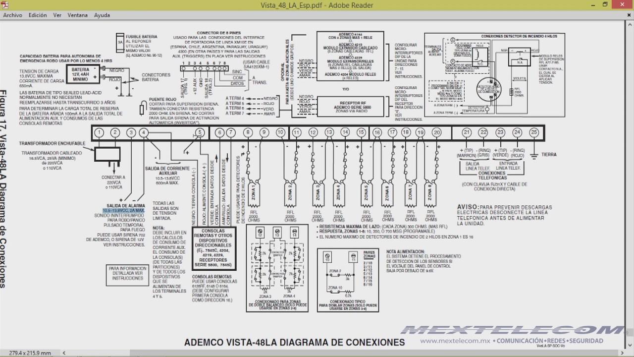 vista 128 wiring diagram get image about wiring diagram