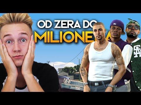 GTA V 'OD ZERA DO MILIONERA' S2 #1- Raperzy?🎙