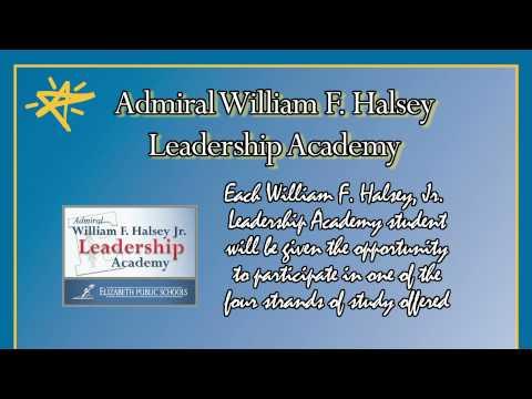 Admiral William F. Halsey Jr. Leadership Academy Information Video