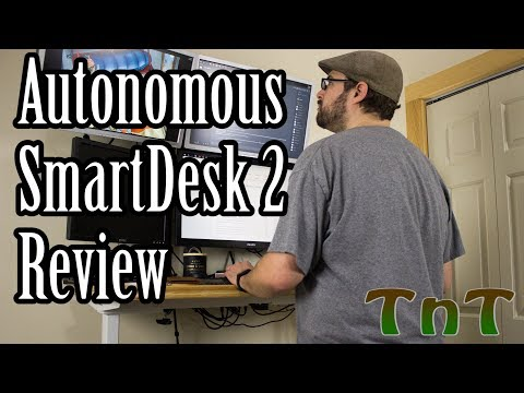 Autonomous SmartDesk 2 Dual Motor Business Edition Standing Desk Review