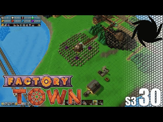 Factory Town - S03030 - Earth Shrines