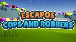 Escapos Game Trailer | Early Access on Discord