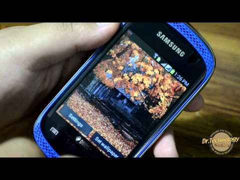 Samsung Galaxy Music Duos GT-S6012 - Full Indepth Review