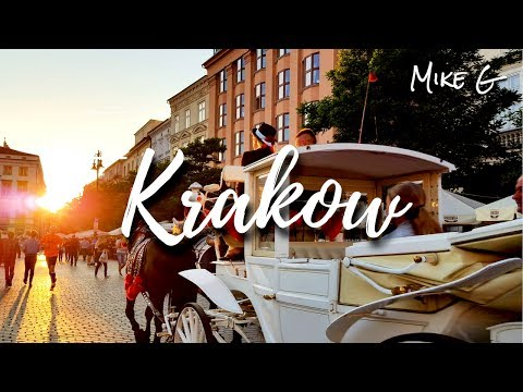 Perfect Day in Krakow Poland | Travel Vlog | Mike G