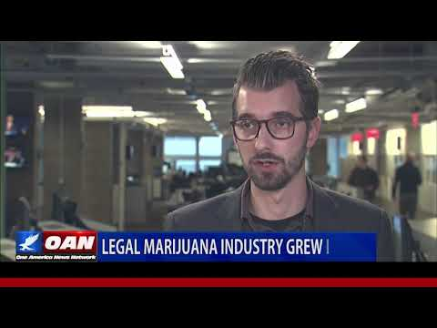 Legal Marijuana Industry Grew in 2018