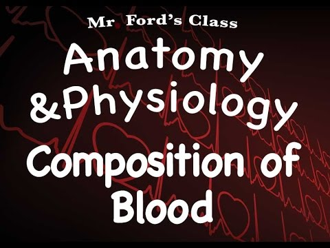 chapter 18 blood composition Blood has many functions including transportation of nutrients round the body, maintaining homeostasis and the imune system it is made up of plasma, red blood cells, white blood cells and platelets function of blood.