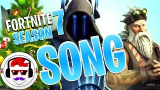 Fortnite Season 7 Holiday Rap Song | You Better Watch Out | Rockit Gaming
