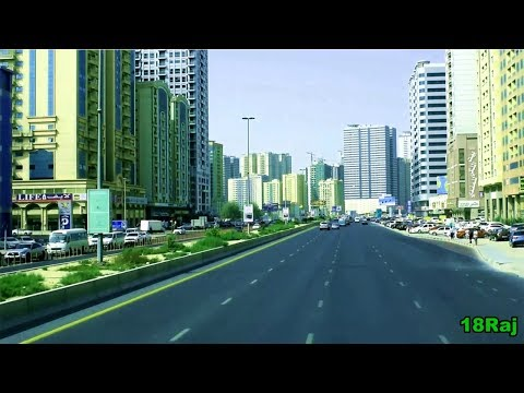 Ajman to Dubai Union Bus Station Tour By Bus ( United Arab Emirates )