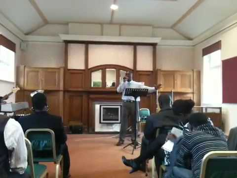 Pastor Oduro at BBT sheffield