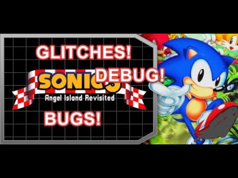 A_Animations Sonic 3 A.I.R. (Debug, Secrets, and more!)