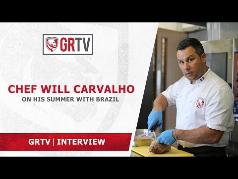 Performance Chef, Will Carvalho on his Summer at the World Cup