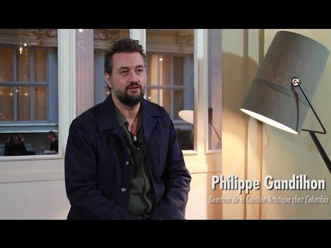 Talent Factory - A la rencontre des directeurs artistiques de Sony Music : Philippe Gandilhon