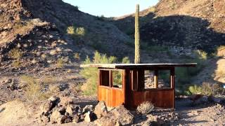 The Desert Bar - Way off the Grid