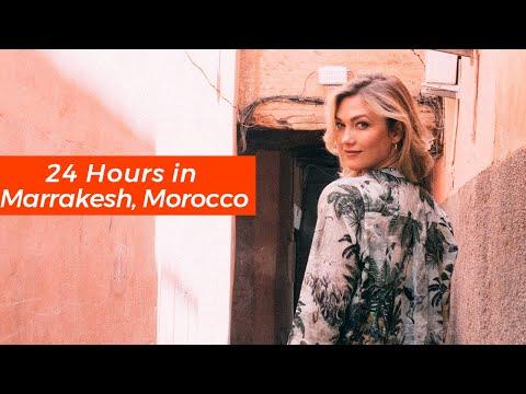 24 Hours in Marrakesh, Morocco | Karlie Kloss