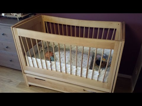 Baby Cot Assembly Process Doovi
