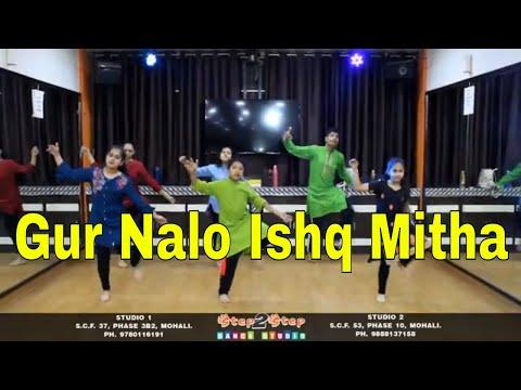 Gur Nalo Ishq Mitha Dance Steps   Yo Yo Honey Singh   Step2Step Dance Studio, Mohali   9888137158