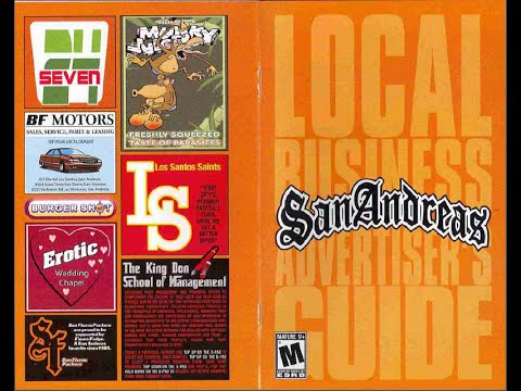 grand theft auto san andreas game manual ps2 instruction rh youtube com PS3 Repair PlayStation Remote