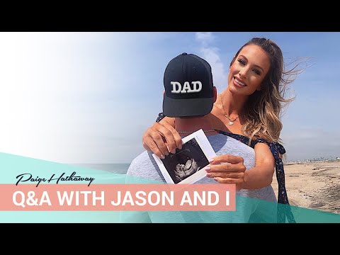 Q&A WITH JASON AND I