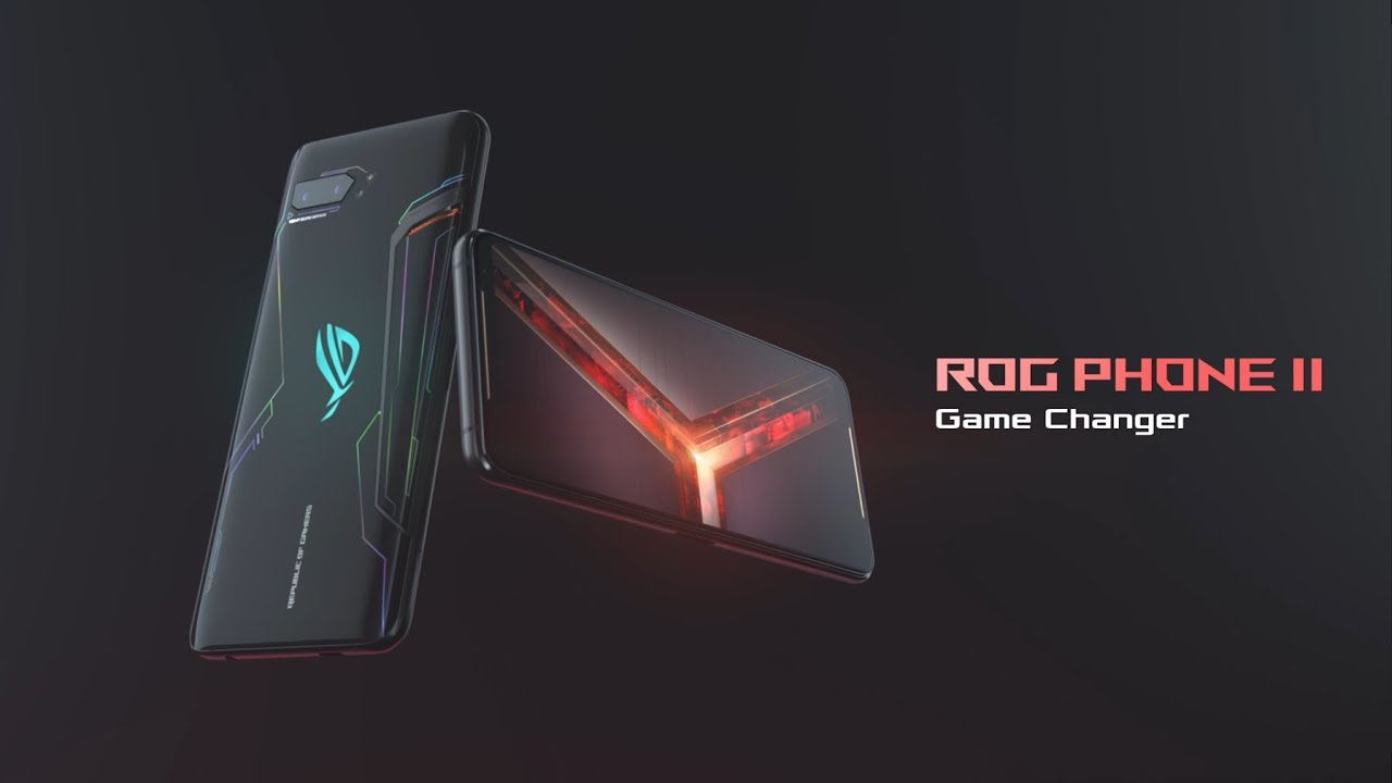 Make Your Mobile Gaming Truly Epic - ROG Phone II   Best Gaming Phones