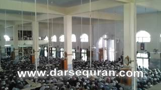 Molana Tariq Jameel New Video 28-2-2012 Jamia Tur Rasaheed
