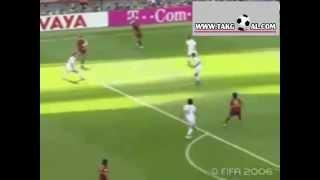 ایران 0 2 پرتغال جام جهانی 2006 آلمان www takgoal com
