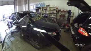видео Атермальное лобовое стекло
