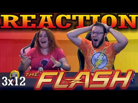 """Flash 3x12 REACTION!!  """"Untouchable"""""""