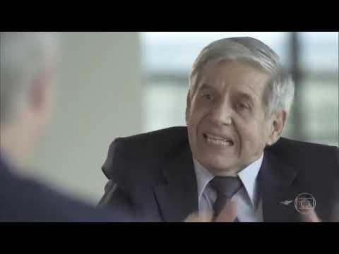 Entrevista Pedro Bial: General Heleno
