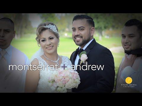 Montserrat & Andrew's Wedding