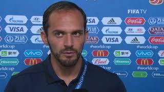 Marcos urena (costa rica) - post match interview - match 10