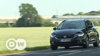 Cheap but good: Fiat Tipo station wagon | DW English thumbnail