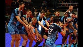 Десятикратные! «Зенит-Казань» - Чемпион России 2018!
