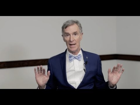 Bill Nye Compares Skeptics of Climate Change Theory to 'Flat-Earthers' thumbnail