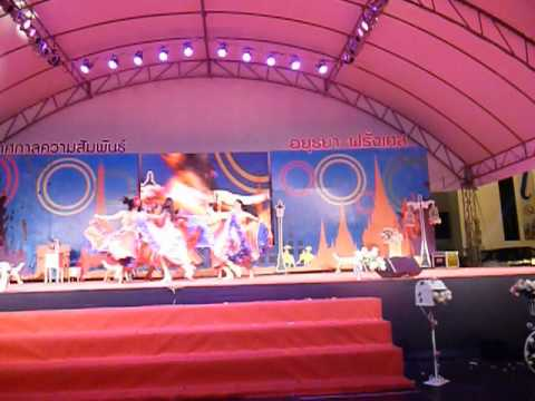 DANCE QUEENS ENTERTAINMENT BKK - FRENCH CAN CAN