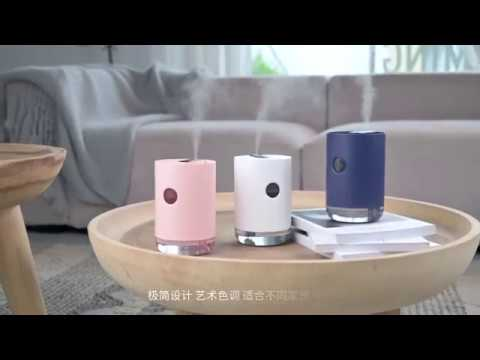 1l-wireless-air-humidifier-with-3000mah-battery-ultrasonic-essential-aroma-oil-diffuser