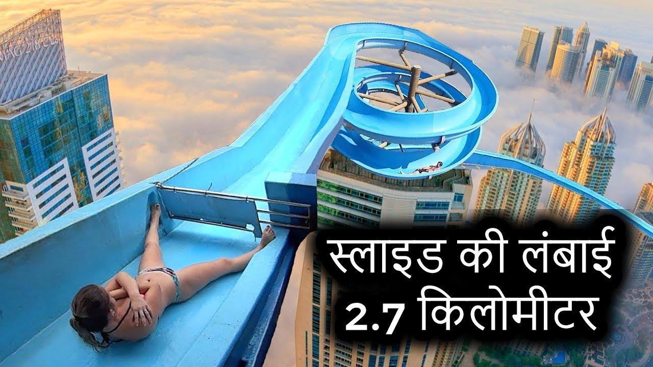 दुनिया के सबसे खतरनाक घूमने फिरने की जगहे। Top Most Dangerous Tourist Attractions in the World.