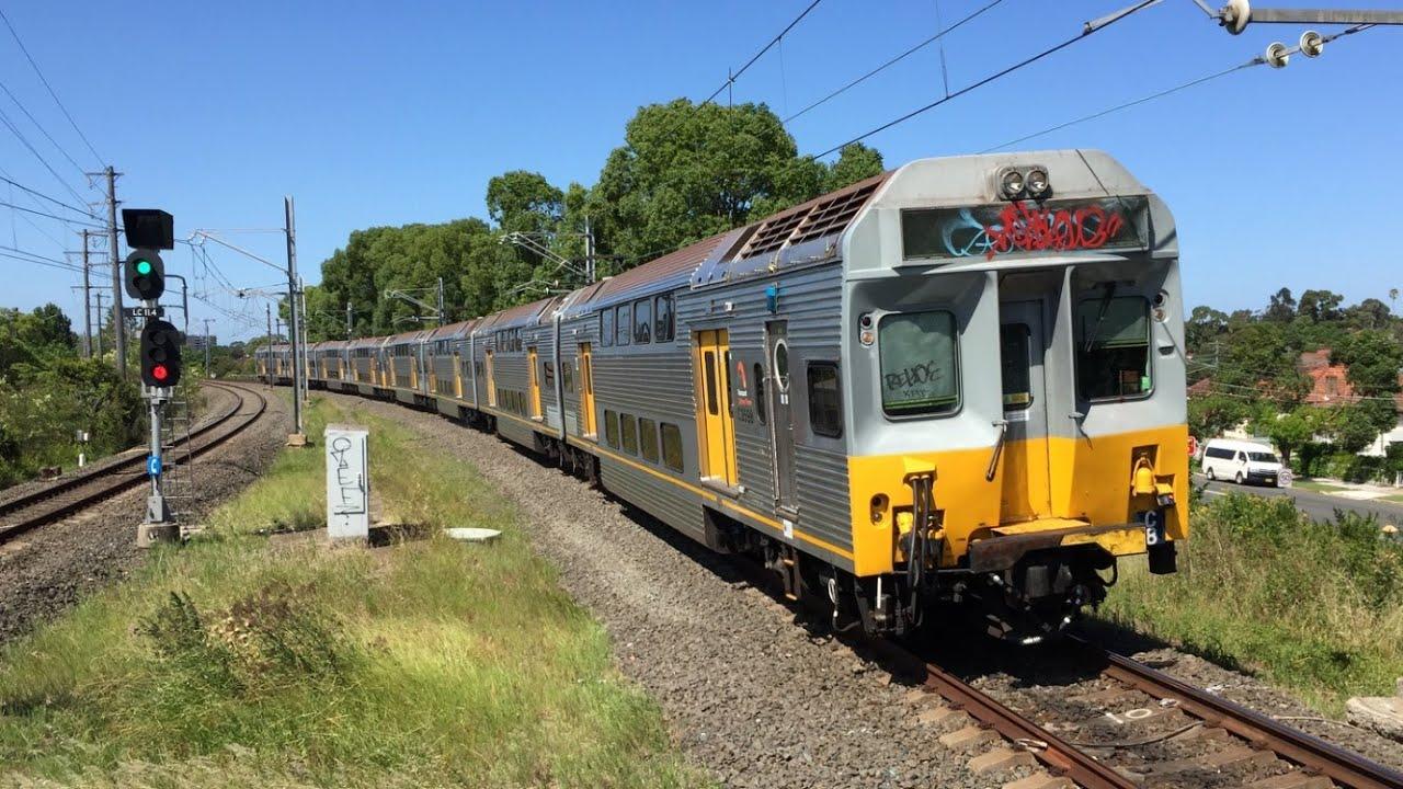 sydney trains vlog 5960x - photo#36