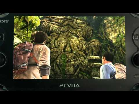 Uncharted: Golden Abyss Launch Trailer