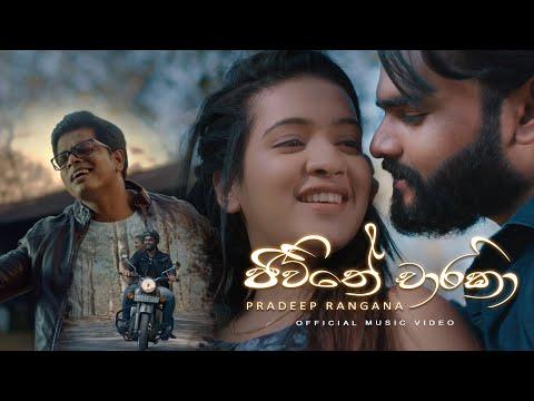 Jeewithe Chaarika( ජීවිතේ චාරිකා ) - Dr.Pradeep Rangana - Official Music Video