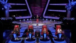 Sam Alves reação ao vídeo The Voice U.S.A nenhuma cadeira vira.