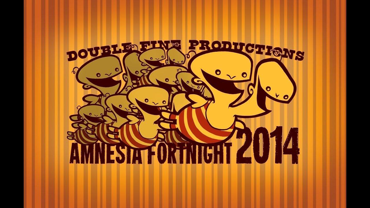 Amnesia Fortnight 2014 - Launch Video