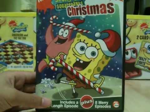 SpongeBob DVD Reviews: Christmas (2003) - YouTube