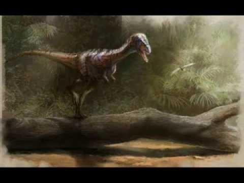 Working Process of Daemonosaurus