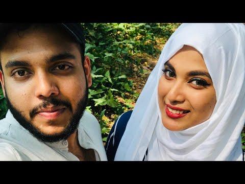 MY WEDDING PRE SHOOT//old Railway Station Ernakulam//Nishad Farzana//lollipop Weddings